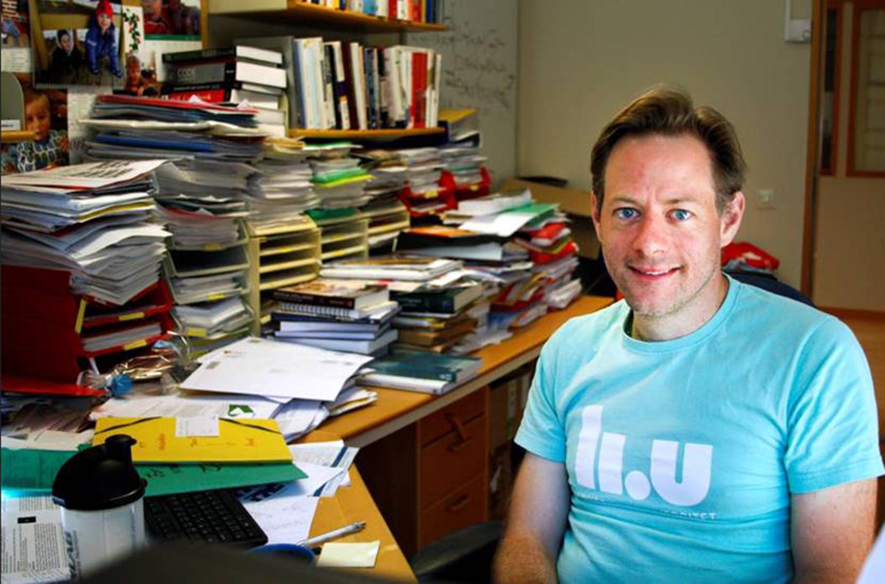 Fredrik Heintz i Linkuras advisory board tar plats i Europakommissionens expertgrupp för AI