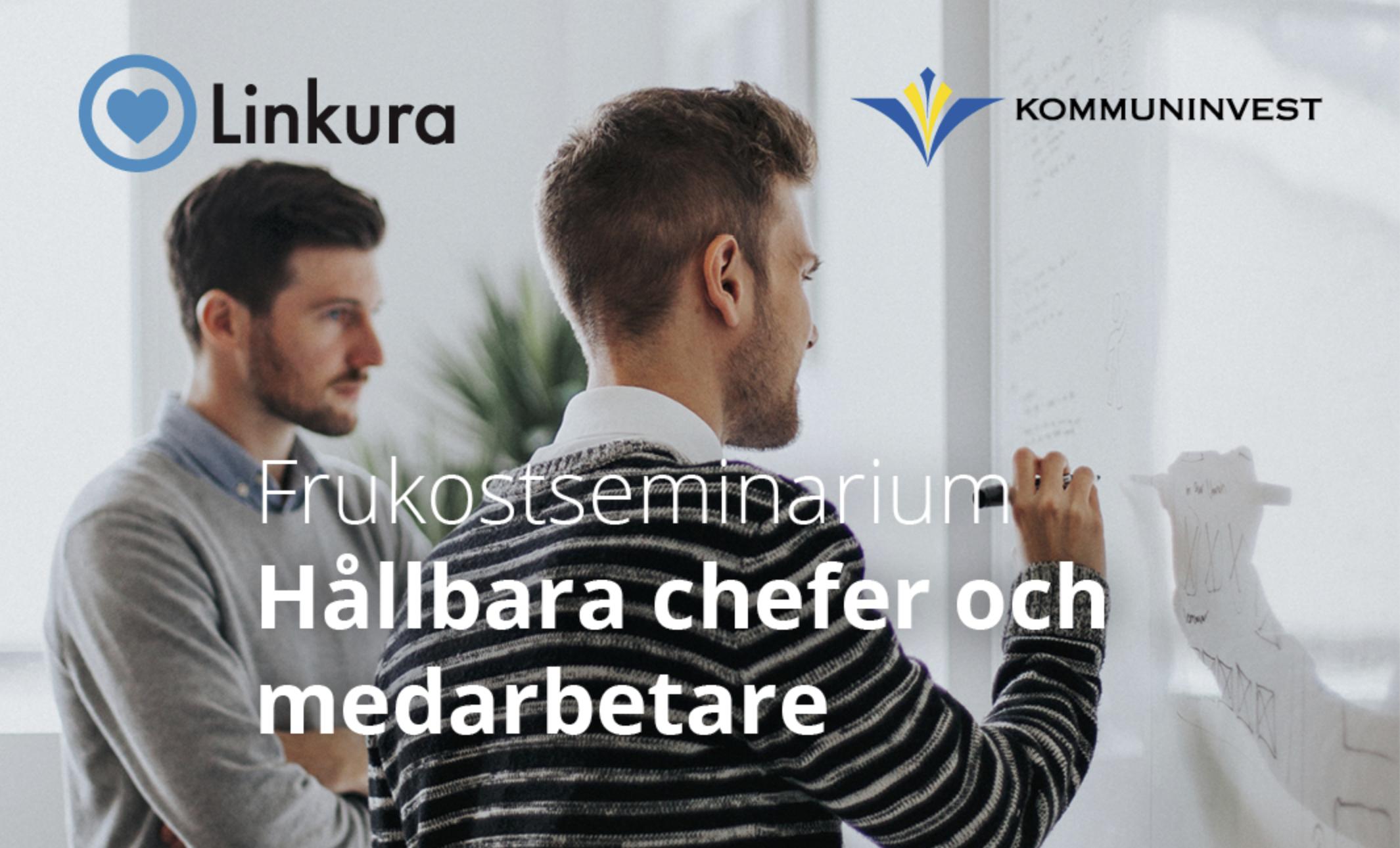 """Vårt uppskattade frukostseminarium """"Hållbara chefer och medarbetare"""" kommer till Stockholm!"""