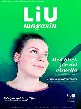 Linkura i LiU magasin